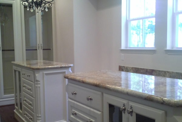 Beautiful counter tops